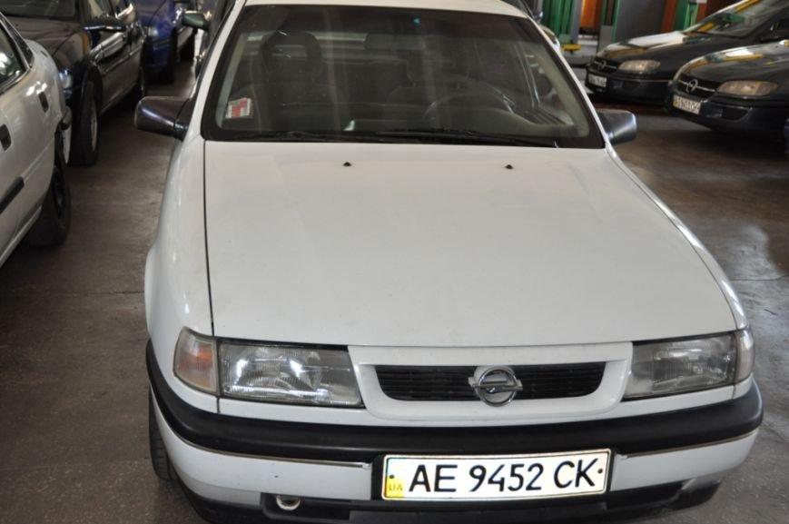 В Днепропетровщине продолжается распродажа автомобилей чиновников, фото-4