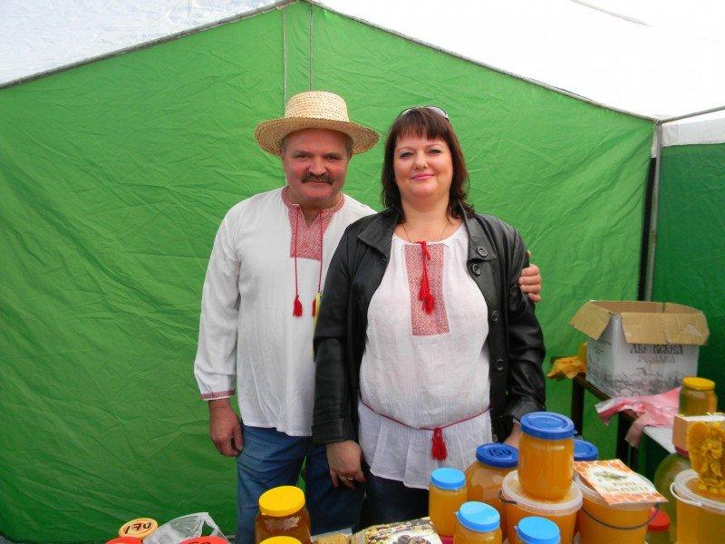 Медовая ярмарка в Кременчуге  ФОТО, фото-1