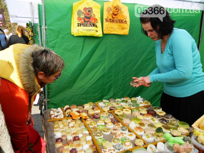 Медовая ярмарка в Кременчуге  ФОТО, фото-4
