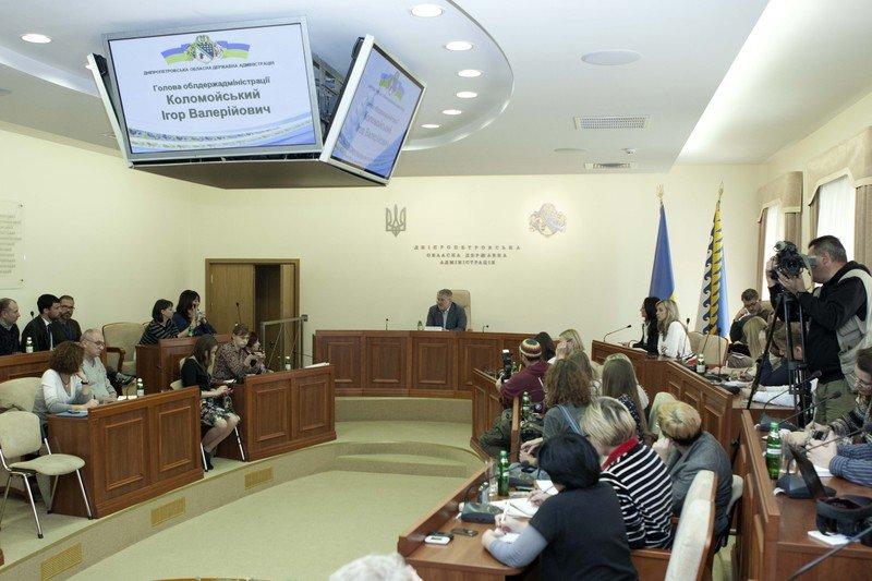 Итоги пресс-конференции губернатора Днепропетровщины Игоря Коломойского, фото-4