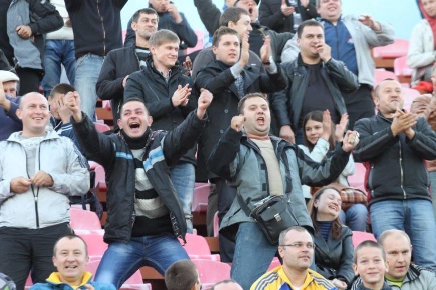 Черниговская «Десна» на последних секундах добыла победу над киевским «Динамо-2», фото-1