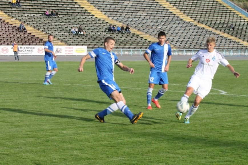 Черниговская «Десна» на последних секундах добыла победу над киевским «Динамо-2», фото-7