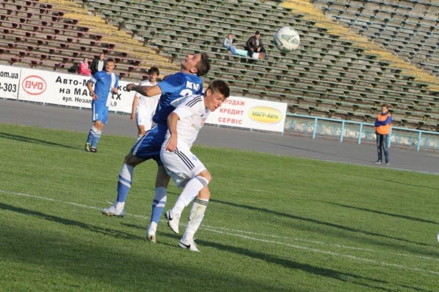 Черниговская «Десна» на последних секундах добыла победу над киевским «Динамо-2», фото-9