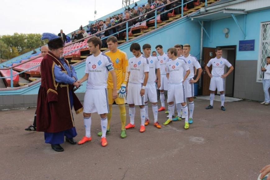 Черниговская «Десна» на последних секундах добыла победу над киевским «Динамо-2», фото-2