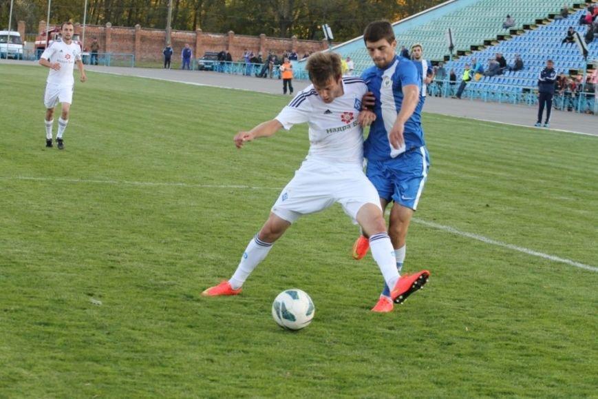 Черниговская «Десна» на последних секундах добыла победу над киевским «Динамо-2», фото-13