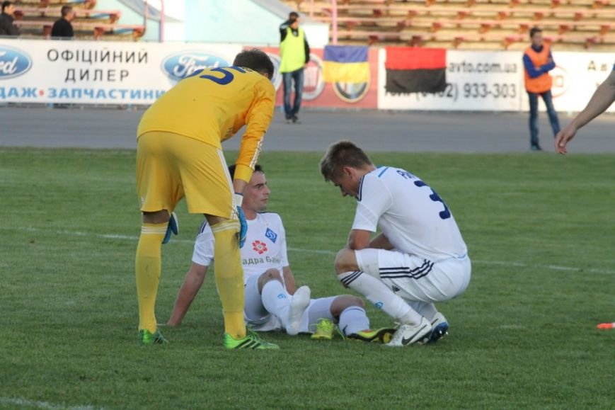 Черниговская «Десна» на последних секундах добыла победу над киевским «Динамо-2», фото-15