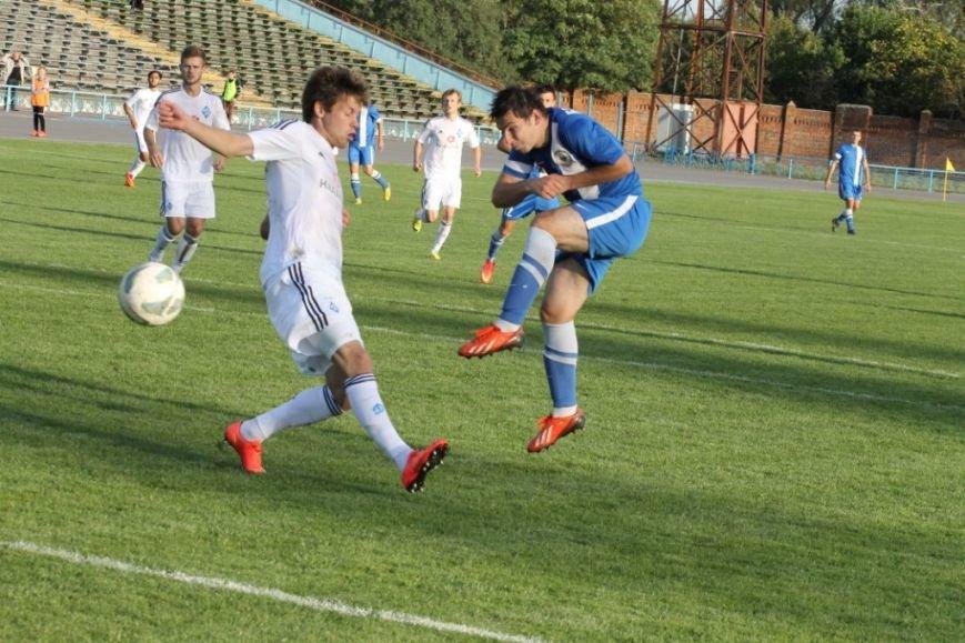 Черниговская «Десна» на последних секундах добыла победу над киевским «Динамо-2», фото-10