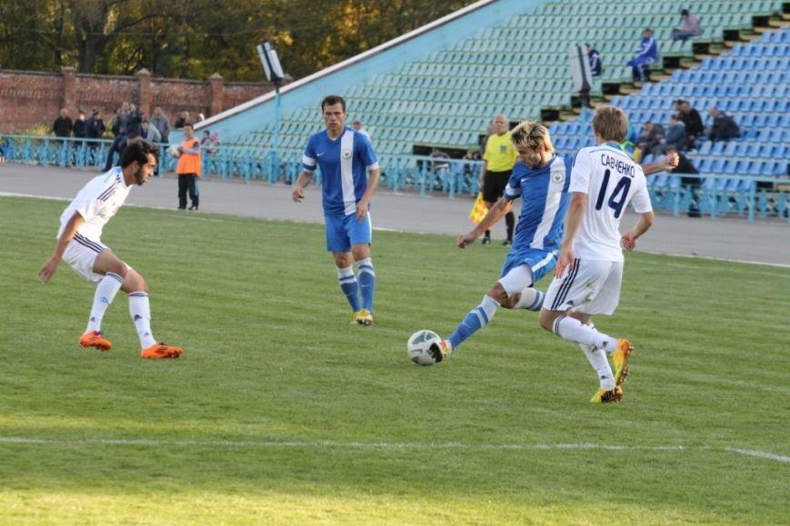 Черниговская «Десна» на последних секундах добыла победу над киевским «Динамо-2», фото-11