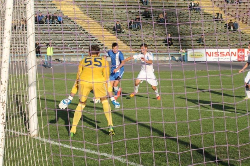 Черниговская «Десна» на последних секундах добыла победу над киевским «Динамо-2», фото-12