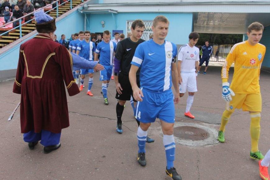 Черниговская «Десна» на последних секундах добыла победу над киевским «Динамо-2», фото-3