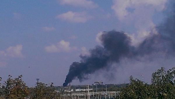 Донецк сотрясается от мощных взрывов (ФОТО), фото-2