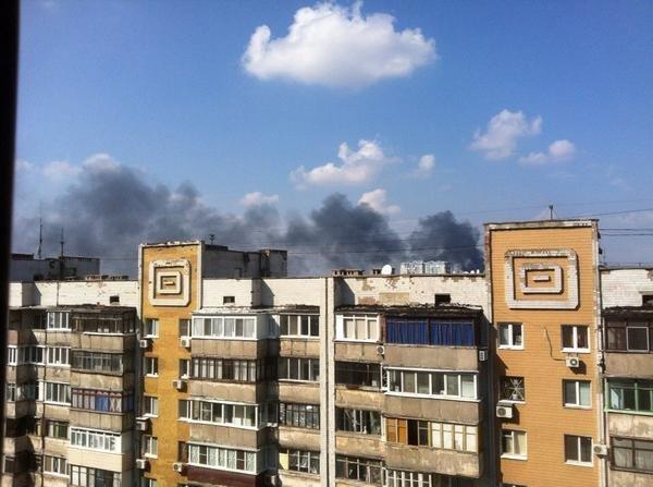 Донецк сотрясается от мощных взрывов (ФОТО), фото-1