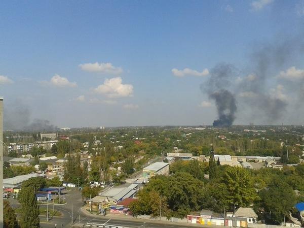 Донецк сотрясается от мощных взрывов (ФОТО), фото-4