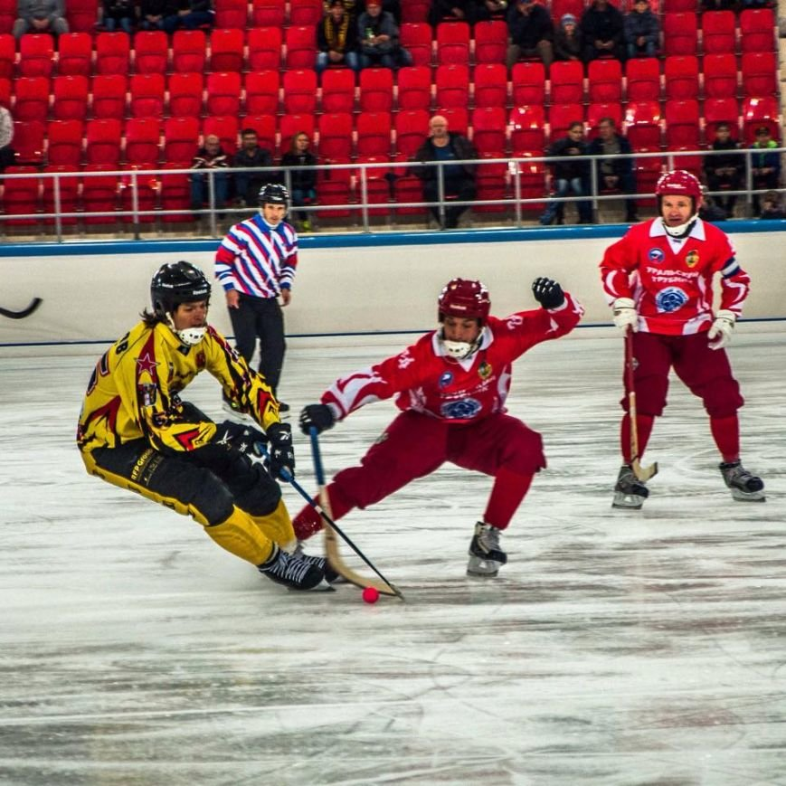 Ульяновская хоккейная команда набрала первое очко на втором этапе Кубка России, фото-1