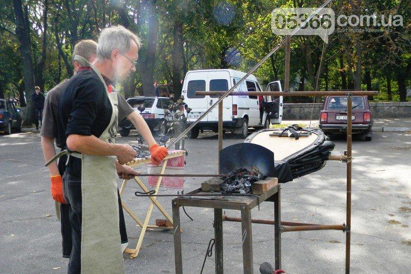 Кременчугский кузнец больше известен как учитель труда в школе №20    ФОТО, фото-3