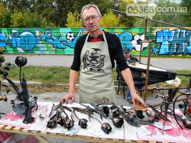Кременчугский кузнец больше известен как учитель труда в школе №20    ФОТО, фото-4
