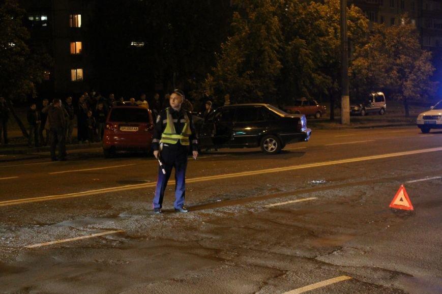 Подрезал и скрылся: В Сумах на проспекте Лушпы крупная авария. Три пострадавших (ФОТО+ВИДЕО), фото-12