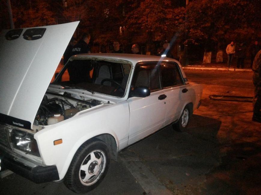 В Мариуполе столкнулись «Хонда» и «Жигули». Пострадала женщина (ФОТО), фото-3