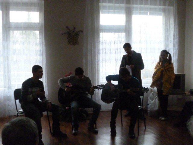 Дом престарелых в кривом роге адреса рудненский дом интернат для престарелых и инвалидов