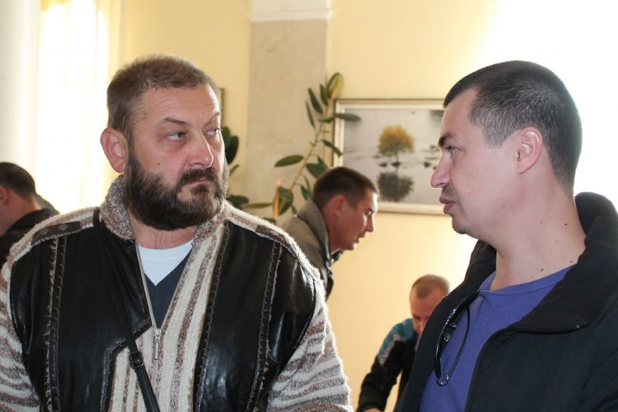 Александр Фомницкий и Александр Олейников