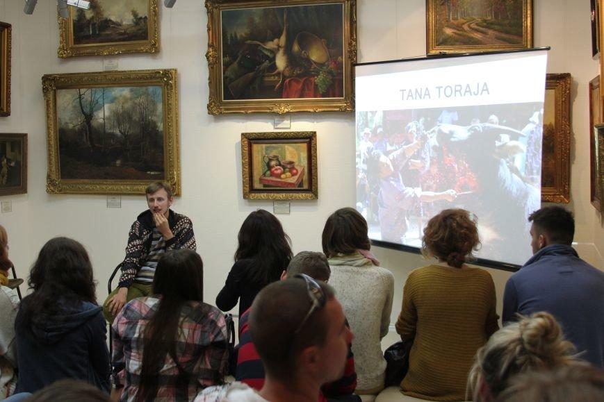 Рівняни слухали лекцію-розповідь від Богдана Логвиненка (Фото), фото-4
