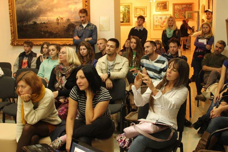 Рівняни слухали лекцію-розповідь від Богдана Логвиненка (Фото), фото-9