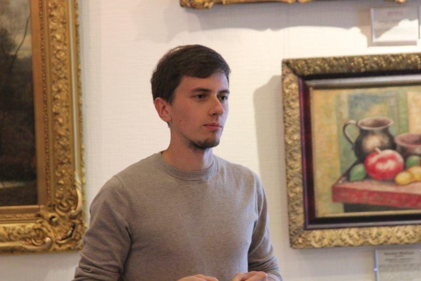 Рівняни слухали лекцію-розповідь від Богдана Логвиненка (Фото), фото-2