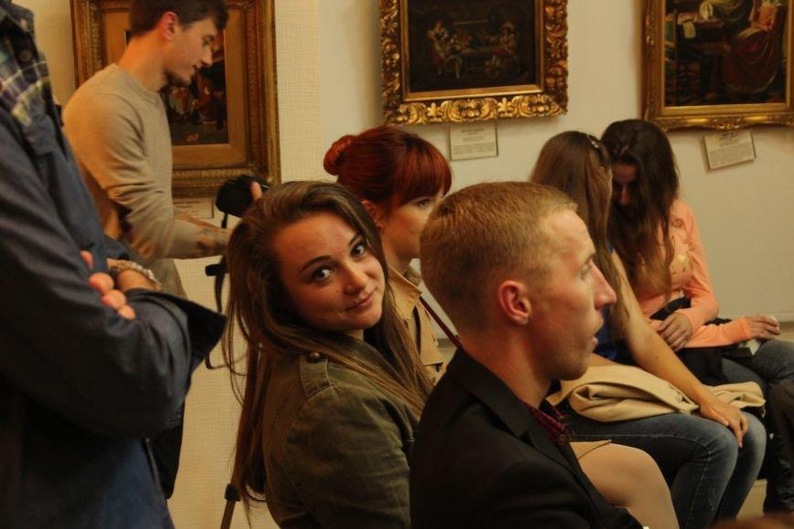 Рівняни слухали лекцію-розповідь від Богдана Логвиненка (Фото), фото-5