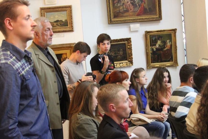 Рівняни слухали лекцію-розповідь від Богдана Логвиненка (Фото), фото-3