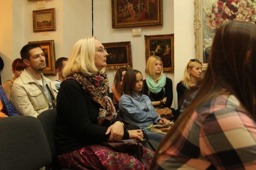 Рівняни слухали лекцію-розповідь від Богдана Логвиненка (Фото), фото-7