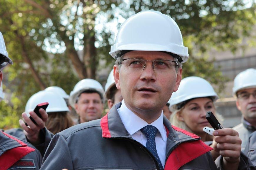 Александр Вилкул: «Из-за непрофессионализма правительства мы не строим ни объездную вокруг Днепропетровска, ни метро», фото-1