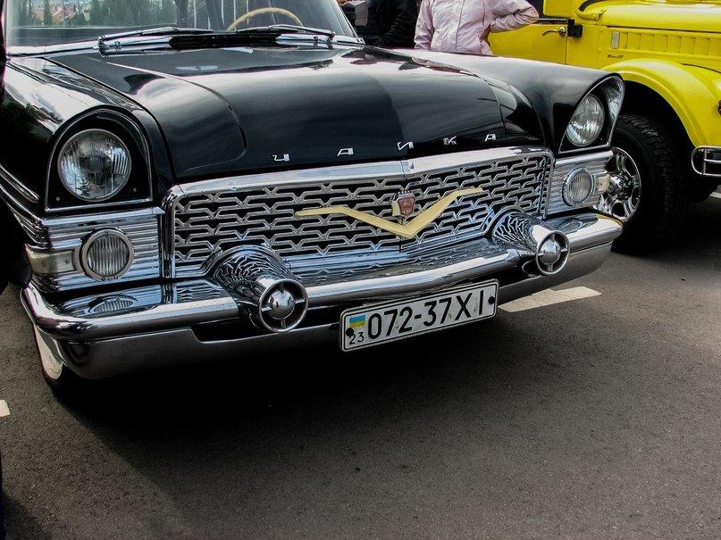 У Рівному відбулась виставка нових, тюнінгованих та ретроавтомобілів (Фото), фото-5
