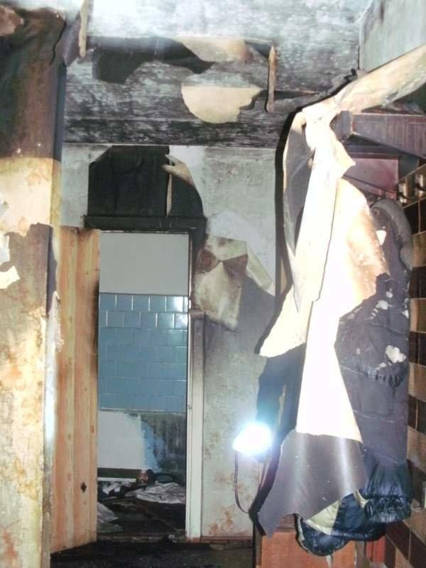 На Рівненщині внаслідок пожежі у дев'ятиповерхівці загинуло двоє чоловіків (Фото), фото-1