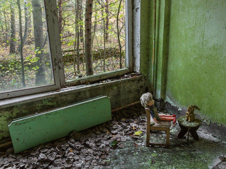 Город-призрак на фото, фото-5