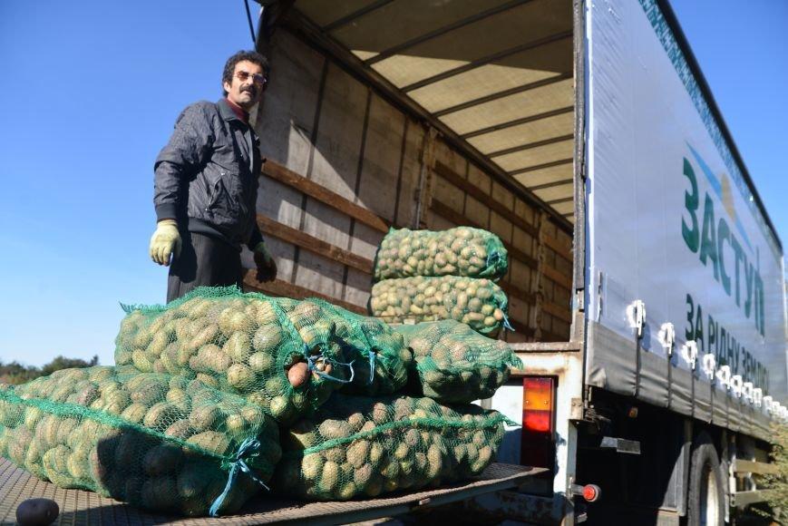 Українські фермери й «ЗАСТУП» допомагають госпіталям годувати постраждалих воїнів, фото-1