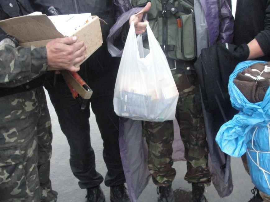 Столичные волонтеры передали в Мариуполь медикаменты для бойцов АТО (ФОТО), фото-1