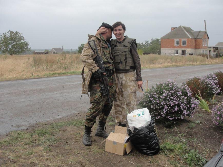Столичные волонтеры передали в Мариуполь медикаменты для бойцов АТО (ФОТО), фото-2
