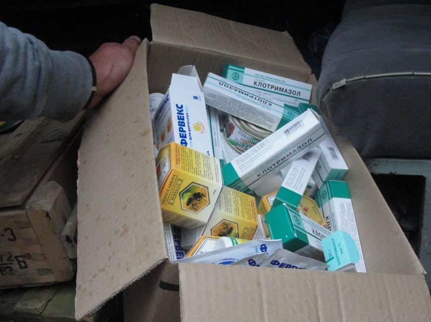 Столичные волонтеры передали в Мариуполь медикаменты для бойцов АТО (ФОТО), фото-3