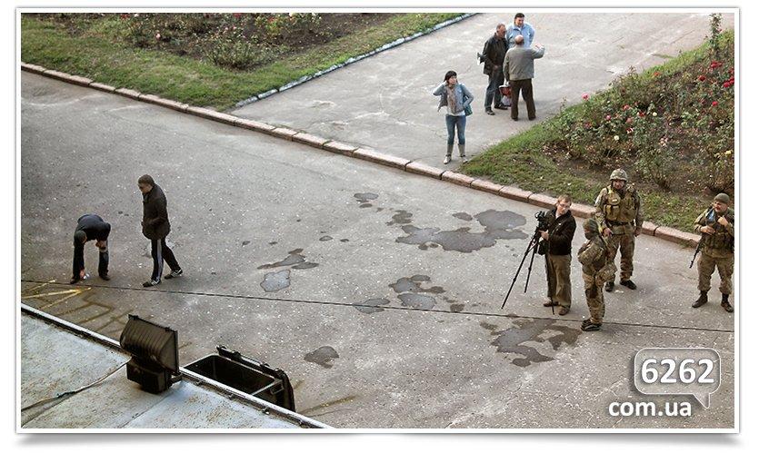 Славянск - начались волнения на площади. (фото) - фото 4