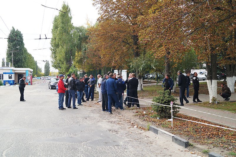 Белгородские машрутчики пожалуются на горадминистрацию президенту и в прокуратуру, фото-1