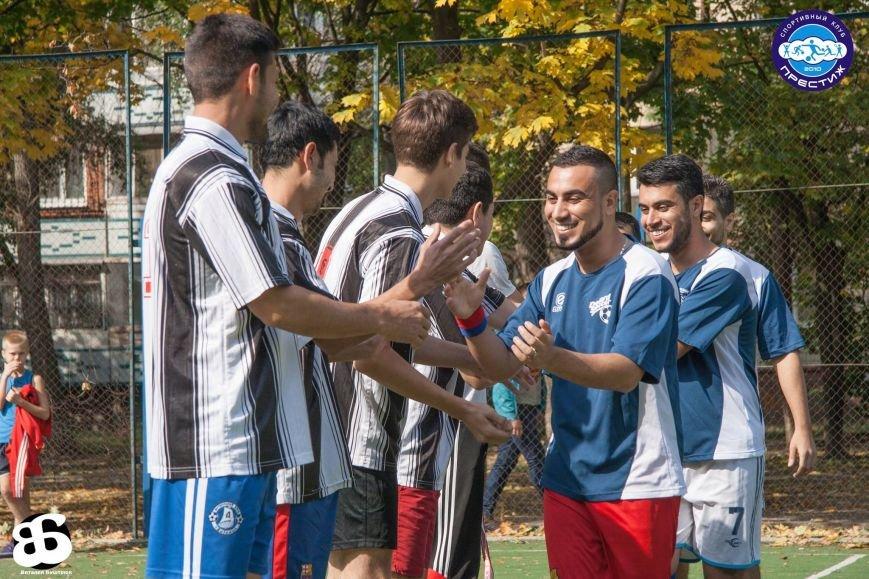В Днепропетровске прошёл турнир по мини-футболу среди иностранных студентов «Лига наций» (ФОТО), фото-2