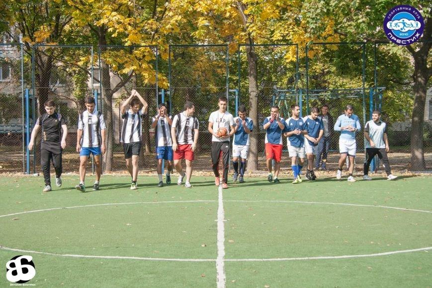 В Днепропетровске прошёл турнир по мини-футболу среди иностранных студентов «Лига наций» (ФОТО), фото-1