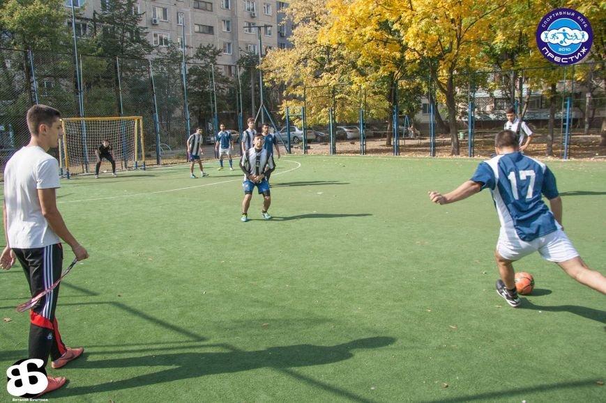 В Днепропетровске прошёл турнир по мини-футболу среди иностранных студентов «Лига наций» (ФОТО), фото-7