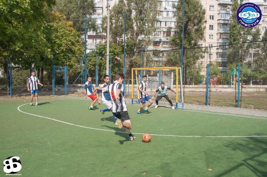 В Днепропетровске прошёл турнир по мини-футболу среди иностранных студентов «Лига наций» (ФОТО), фото-5