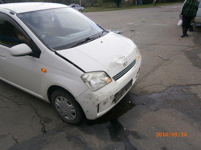 места наибольшего повреждения авто дайхатсу