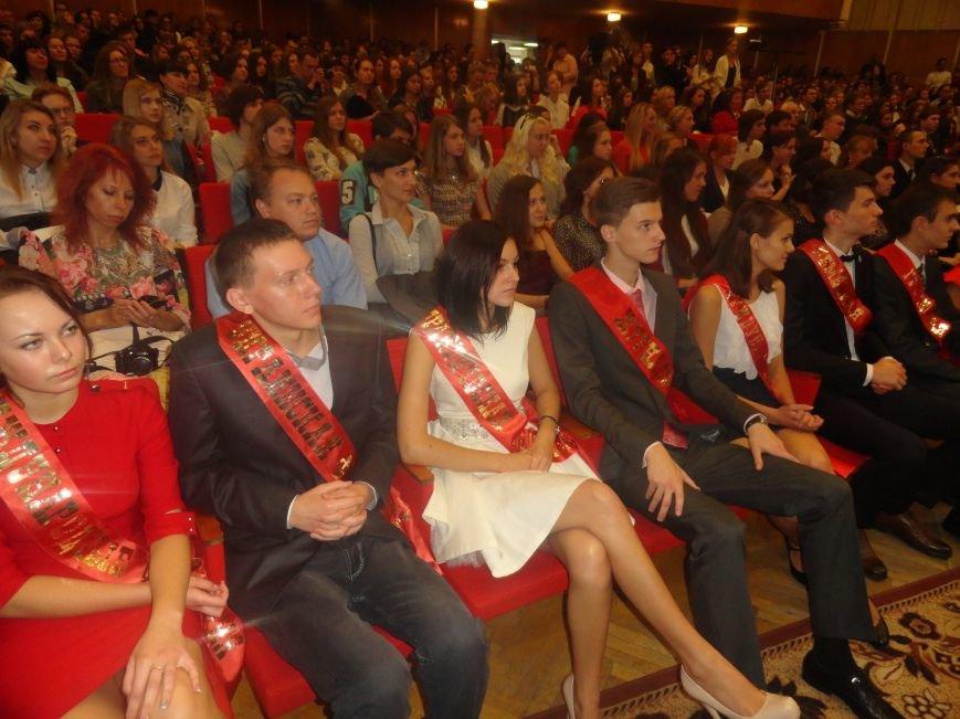 Мариупольский государственный университет чествовал своих новых первокурсников (ФОТО), фото-11