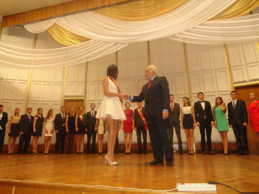 Мариупольский государственный университет чествовал своих новых первокурсников (ФОТО), фото-8