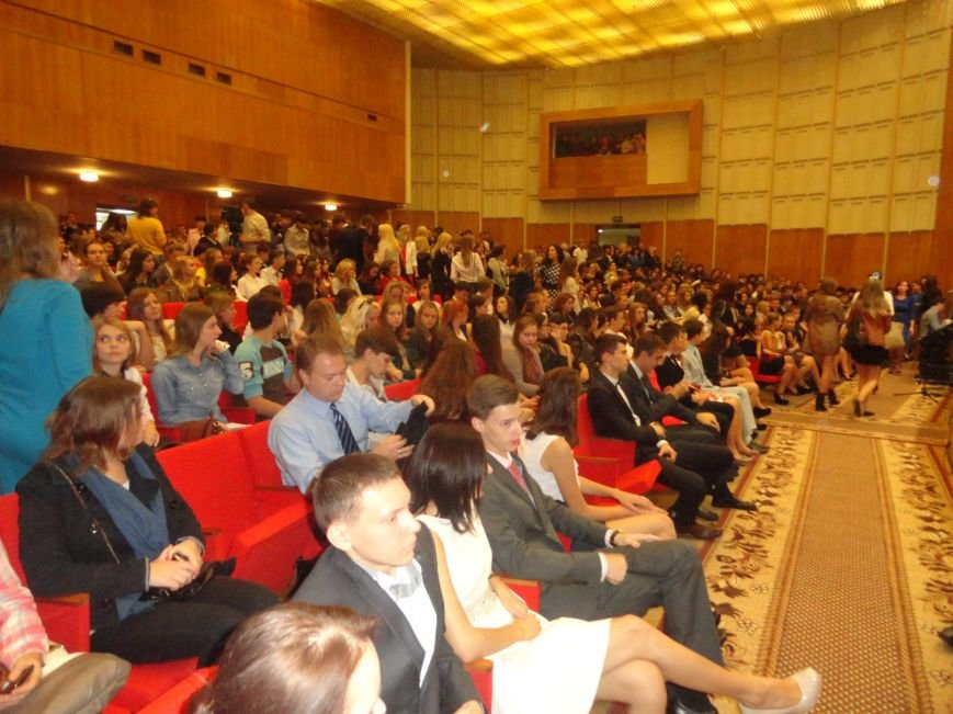 Мариупольский государственный университет чествовал своих новых первокурсников (ФОТО), фото-1