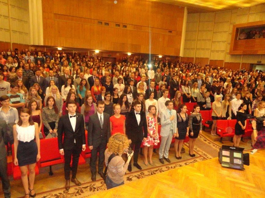 Мариупольский государственный университет чествовал своих новых первокурсников (ФОТО), фото-3