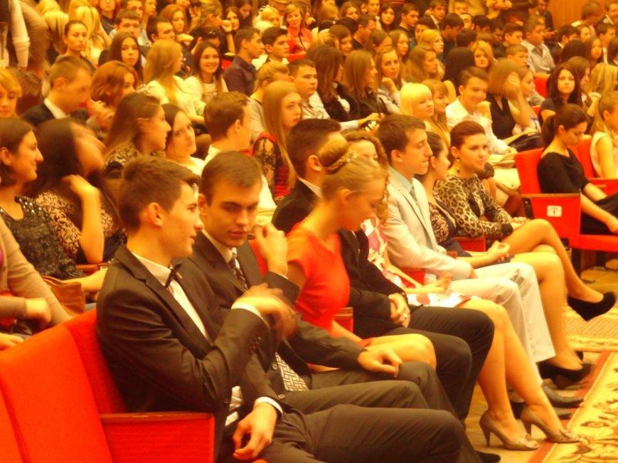 Мариупольский государственный университет чествовал своих новых первокурсников (ФОТО), фото-2